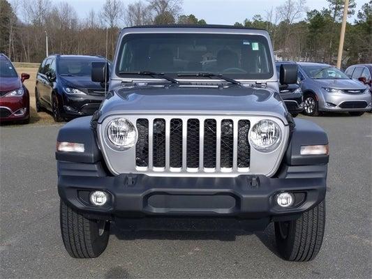 2020 jeep gladiator sport s 4x4 sanford nc  pittsboro
